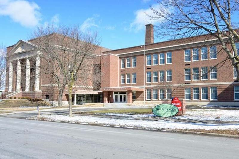 Watkins Glen School Apartments